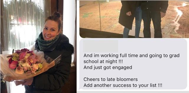 screenshot of testimonial